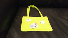 AUTHENTIC EMPORIO ARMANI MINI EVENING GREEN CLUTCH SHOULDER BAG PURSE $545