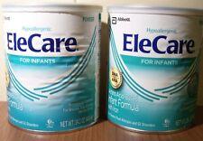 ELECARE INFANT POWDER- 2 CANS EXPIRE 5/2017