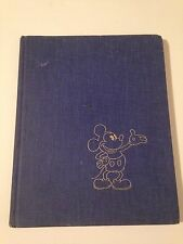 The Art of WALT DISNEY Concise Edition.- Christopher Finch 1975 Hardcover