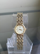 wannawatch: USED SEIKO Gold Tone Ladies Watch