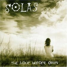 Hour Before Dawn - Solas (2000, CD NIEUW)