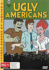 UGLY AMERICANS Vol 2 New/Unsealed Region 4  UPC: 9318500041890  I will always co
