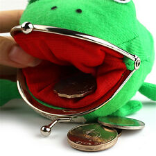 Novelty Adorable Naruto Plush Frog Style Coin Purse/Bag Wallet Soft Furry FR
