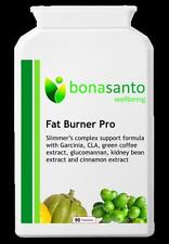 Fat-Burner Pro - carb bocker fat burner with Garcinia Cambogia