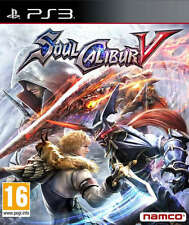 Soul Calibur 5 ~ PS3 (in Great Condition)