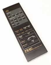 TEAC RC-376 Remote Control for 9A02674500, RT9A02674500, RC376, PDC400 CD Player