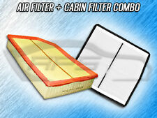 AIR FILTER CABIN FILTER COMBO FOR 2004 2005 2006 VOLVO XC90 - 2.5L 2.9L ONLY