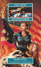 Dr Doctor Who Virgin Missing Adventures Book - Warchild - (Mint New)