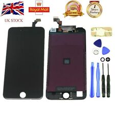 "iPhone 6 plus 5.5"" Black New LCD Display Screen Frame Touch Digitizer Assembly"