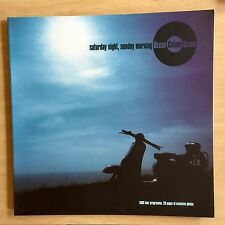 Ocean Colour Scene - Saturday Night Sunday Morning  1998 Tour Programme