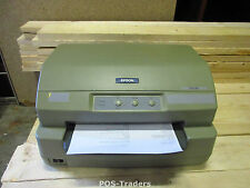 Epson PLQ20 P381A 480CPS 24 Pins Dot Matrix Impact Passbook Printer USB PLQ-20