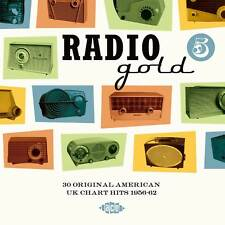 Radio Gold 5: 30 Original American UK Chart Hits 1956-1962 (CDCHD 1171)
