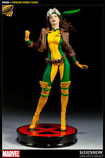 ROGUE EXCLUSIVE VERSION PREMIUM FORMAT SIDESHOW STATUE BUST X-MEN GAMBIT