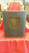 Vintage movie theater wall speaker Model 6A8 Operadio Company