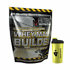 Whey Mass Builder 3kg - 6,61lbs Weight Gainer Protein Powder Fast Muscle Growth