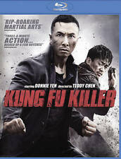 Kung Fu Killer (Blu-ray Disc, 2015) New Sealed