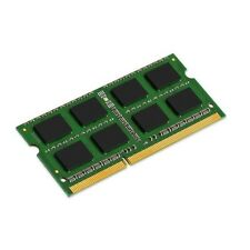 Kingston 2GB DDR3 1333MHz Speicher SO DIMM RAM Notebook KVR1333D3S8S9/2G Netbook