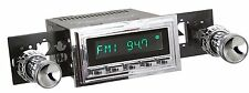 1962 1965 Nova Chevy II Retrosound Hermosa Radio Bluetooth Aux USB Ipod Mp3