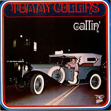 "TOMMY COLLINS ""Callin'"" NEW FACTORY SEALED 1976 LP Starday/Gusto Records"