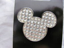 Disney Trading Pins 109967 Mickey Mouse Icon White Cubes