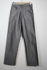 Krome Gray Silver Men's Pants Size 28