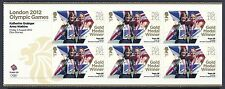 MS3347a London 2012 Olympic games - Grainger & Watkins Rowing UNMOUNTED MINT/MNH