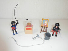 Playmobil 4265 museo Robbers