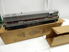 LIONEL  # 2321  GREY TOP LACKAWANNA FM TRAINMASTER BOXED