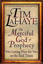 The Merciful God of Prophecy by  Tim LaHaye, Large Print  Christian, Religious