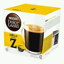 Dolce Gusto Zoegas Intenzo Coffee Pods 16 no box 16 servings UK fast delivery