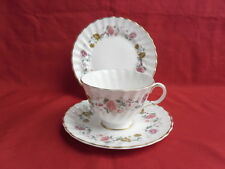 Royal Doulton, ROSELL, Tea Trio (Teacup, Saucer & Teaplate)