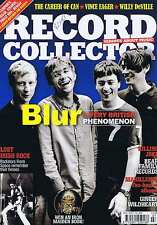 BLUR / CAN / WILLY DEVILLE / VINCE EAGER  Record Collector 403 July 2012