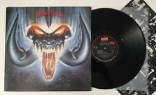 Motorhead - Rock 'N' Roll - 1987 1st Press Vinyl LP PAL-1240 (NM-)