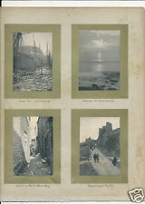 photograph Robin Hoods bay Scarborough Pool Mill Yorks LPA