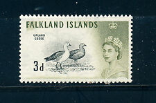 FALKLAND ISLANDS 1960 DEFINITIVES SG197 3d (GEESE)  MNH