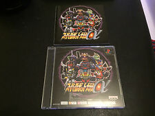 SUPER ROBOT WARS ALPHA, ps1, jap, complet, TBE, slim book