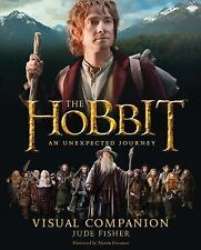 The Hobbit: an Unexpected Journey Visual Companion by Jude Fisher (2012,...