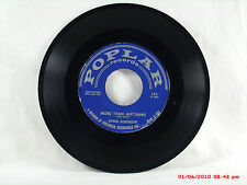 ROBIN ROBINSON -(45)- MORE THAN ANYTHING / PLEASE GIVE YOUR LOVE TO ME  -   1957