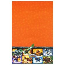 """72"""" x 47"""" Skylanders Giants Video Game Party Disposable Plastic Table Cover"""