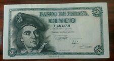 5 PESETAS 1948 SERIE C EBC
