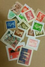 UK stamp GB stamps  17pcs +3pcs free lot P114