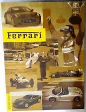 FERRARI OFFICIAL MAGAZINE YEARBOOK  NR 15 2011 ENGLISH LANGUAGE