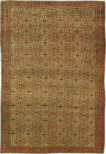 Antique Persian Senneh Rug BB5352