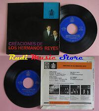 LP 45 7''Creaciones de LOS HERMANOS REYES Rumba-popurri Una rose decia cd mc dvd