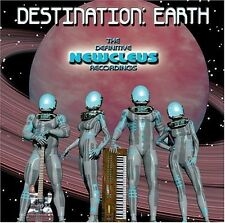 Newcleus Destination: earth-The definitive recordings (2006) [CD]