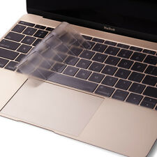 """Silicone Thin Clear KeyBoard Cover Skin For MacBook Air Pro/Retina11/12/13/15"""""""