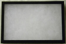 NEW SIZE Display Frame  #360BK - Extra Depth for Larger Collectibles !!