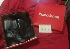 BNIB DESIGNER DIANA FERRARI BOOTS wear It 3 ways PAID $230 UNWANTED FREE POSTAGE