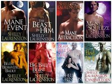 Pride Series (Complete) - by Shelly Laurenston 9 Unabridged Audiobooks Mp3 File