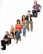 8 Simple Rules [Cast] (41270) 8x10 Photo